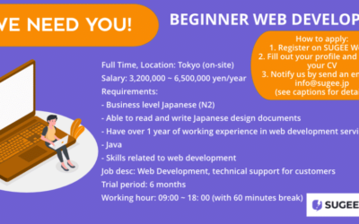 Beginner Web Developer Needed!